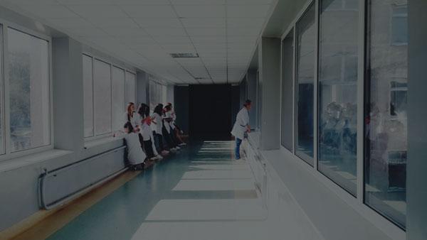 ziekenhuisbeveiliging
